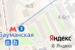 Схема проезда до компании Аудит Сервис-СХ в Москве