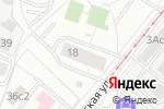 Схема проезда до компании Малый бизнес Москвы в Москве