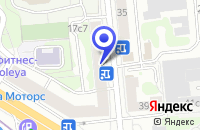 Схема проезда до компании АПТЕКА ТЕСК в Москве