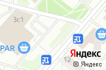 Схема проезда до компании 500 страховок в Москве