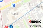 Схема проезда до компании ПифПаф.рус в Москве