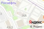 Схема проезда до компании Вэд-Сервис в Москве
