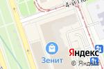 Схема проезда до компании Velo Hub в Москве