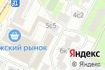 Схема проезда до компании Мастерская по заточке инструментов в Москве