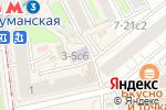 Схема проезда до компании Институт государственных и регламентированных закупок в Москве