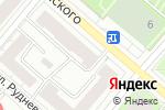 Схема проезда до компании Юрслужба в Москве