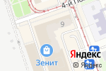 Схема проезда до компании Оптический салон в Москве
