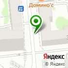 Местоположение компании Архитектурная мастерская «АРПМ»- Аркадий и Родион Пантиелевы