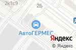 Схема проезда до компании Blesk в Москве