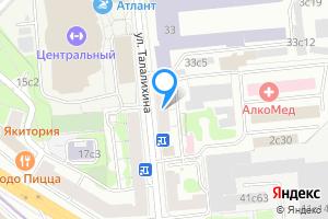Сдается комната в Москве м. Волгоградский проспект, улица Талалихина, 35