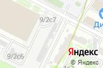 Схема проезда до компании Шиномонтажная мастерская на Рогожском Валу в Москве