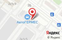 Схема проезда до компании Экосп в Москве