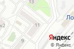 Схема проезда до компании БЕГЕМОТиК в Москве