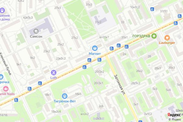 Ремонт телевизоров Улица Судостроительная на яндекс карте