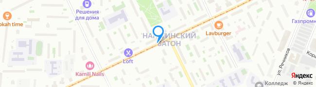 Судостроительная улица