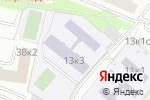 Схема проезда до компании Школа №1955 в Москве