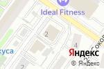 Схема проезда до компании Право в Москве