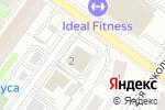 Схема проезда до компании Letique в Москве