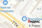 Схема проезда до компании Dolly House в Москве