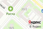 Схема проезда до компании Магазин продуктов на ул. Коминтерна в Москве
