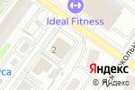 Схема проезда до компании МИБ-Технологии в Москве