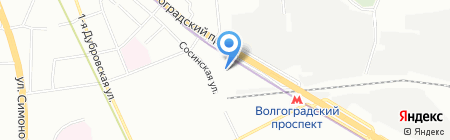 Спецтехконсалтинг на карте Москвы