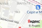 Схема проезда до компании Даем займ в Москве