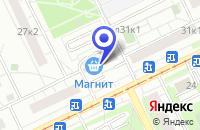 Схема проезда до компании МЕБЕЛЬНЫЙ САЛОН МИЛА-Б в Москве