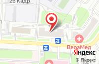 Схема проезда до компании Ардгрупстудио в Москве