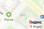 Схема проезда до компании Эдем в Москве
