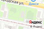 Схема проезда до компании Еврочистка в Москве