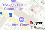 Схема проезда до компании Grill Bar в Москве