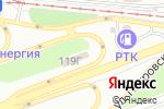 Схема проезда до компании Кузов, СТО в Донецке