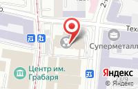 Схема проезда до компании Торгэкспо в Москве