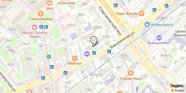 Атомэнергопроект. Схема проезда в Москве