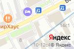 Схема проезда до компании Внешлизинг в Москве