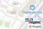 Схема проезда до компании СБМ-Ломбард в Москве