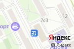 Схема проезда до компании Spec Army в Москве