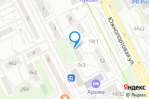 Сдается комната в двухкомнатной квартире в Москве м. Кожуховская, улица Петра Романова, 5