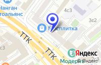 Схема проезда до компании МАГАЗИН МУЗЫКАЛЬНЫХ ИНСТРУМЕНТОВ ТРИУМФ в Москве