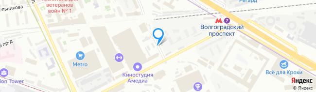 проезд Дубровский 1-й