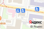 Схема проезда до компании IDroneStore в Москве
