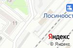 Схема проезда до компании Для всей семьи в Москве
