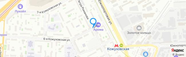 улица Петра Романова