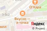 Схема проезда до компании Япоша в Москве