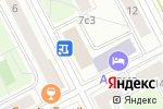 Схема проезда до компании РЮКЗАКОВ в Москве