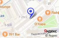 Схема проезда до компании СТЕКОЛЬНАЯ КОМПАНИЯ НЕОРГАНИЧЕСКОЕ СТЕКЛО в Москве