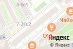 Схема проезда до компании ПАНК КРАФТ в Москве