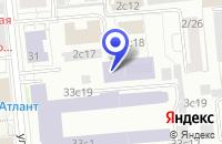 Схема проезда до компании АВТОШКОЛА МОТОР в Москве