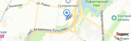 S & S INTERNATIONAL S.R.L. на карте Москвы